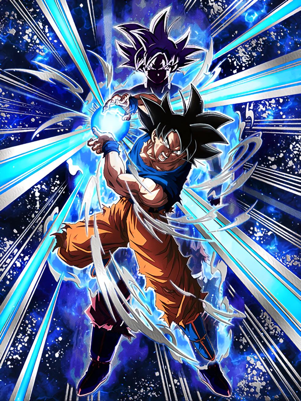 Transdimensional Instinct Goku (Ultra Instinct -Sign-) | Dragon Ball Z Dokkan Battle Wikia | FANDOM powered by Wikia