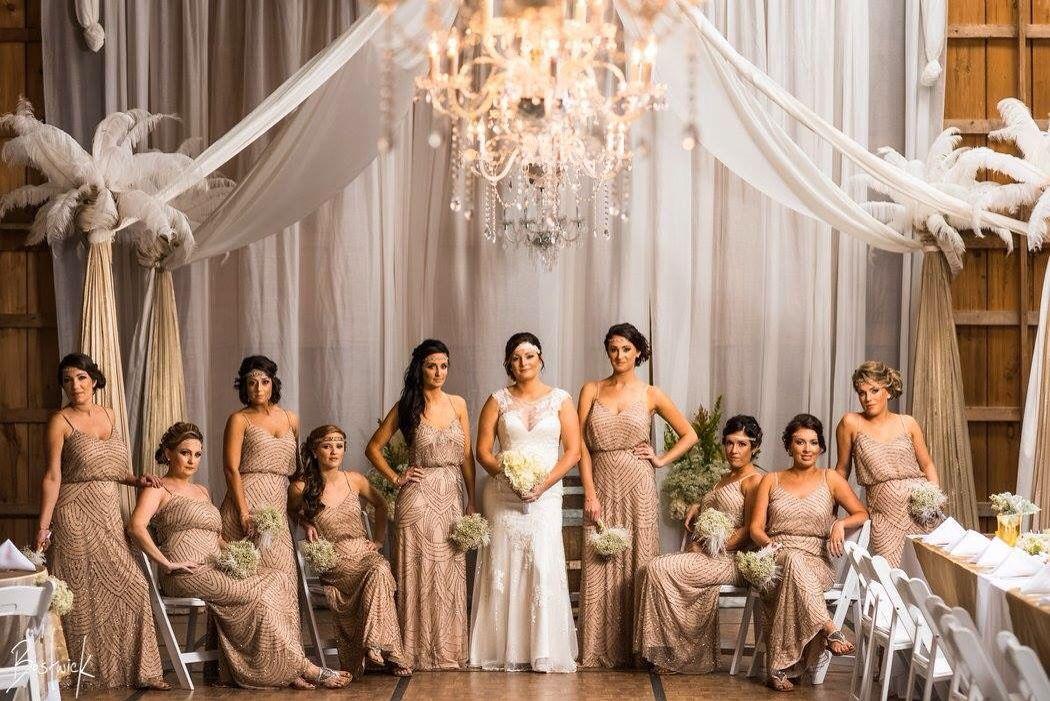 Great Gatsby Wedding Gatsby Wedding Gatsby Wedding Theme Gatsby Wedding Dress