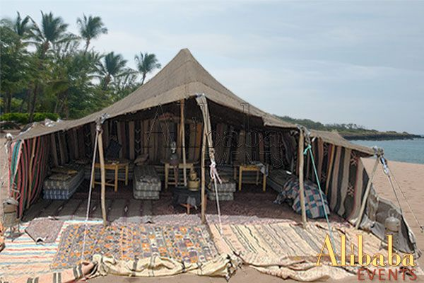 Bedouin Tribal Nomadic Tents By Alibaba Events Tent Glamping