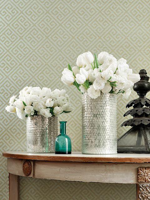 thibaut grasscloth wallpaper  The 411 On Grasscloth. Tips for Using Grasscloth. Thibaut Wallpaper ...