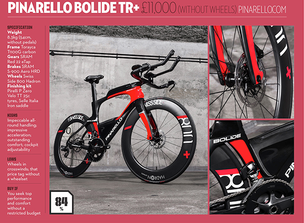 Pinarello Bolide Tr Triathlon Bike Review Bike Reviews