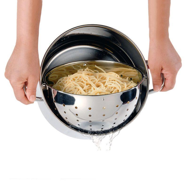 Beyond Kochtopf mit beweglichem Sieb: Küchenausstattung   design ...