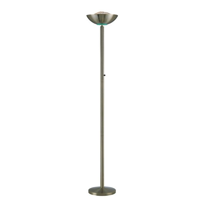 Youll love the basic ii 72 torchiere floor lamp at wayfair great deals