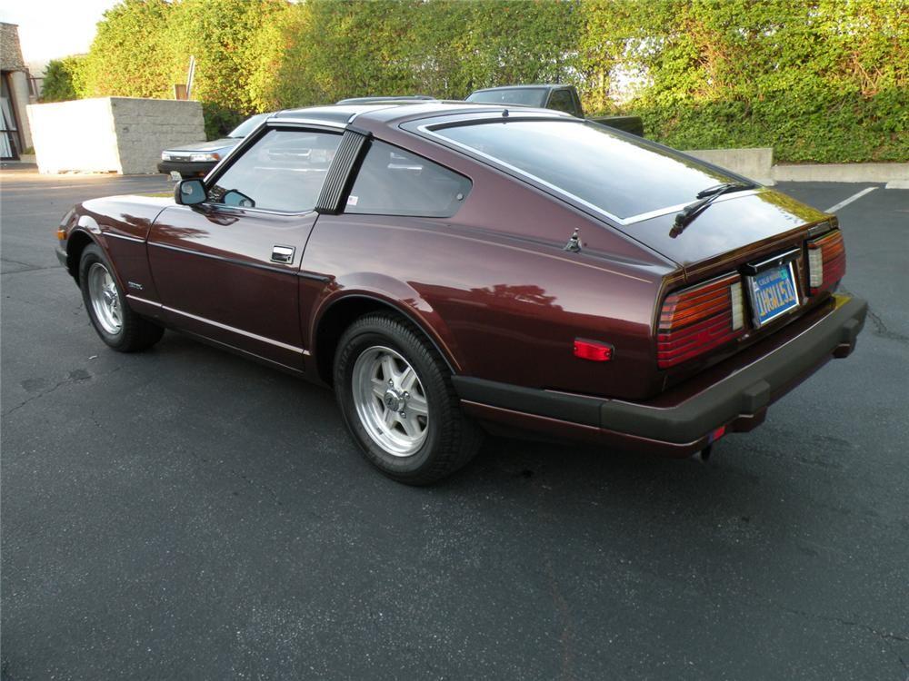 1983 DATSUN 280ZX 2 DOOR COUPE - Barrett-Jackson Auction Company - World's Greatest Collector Car Auctions
