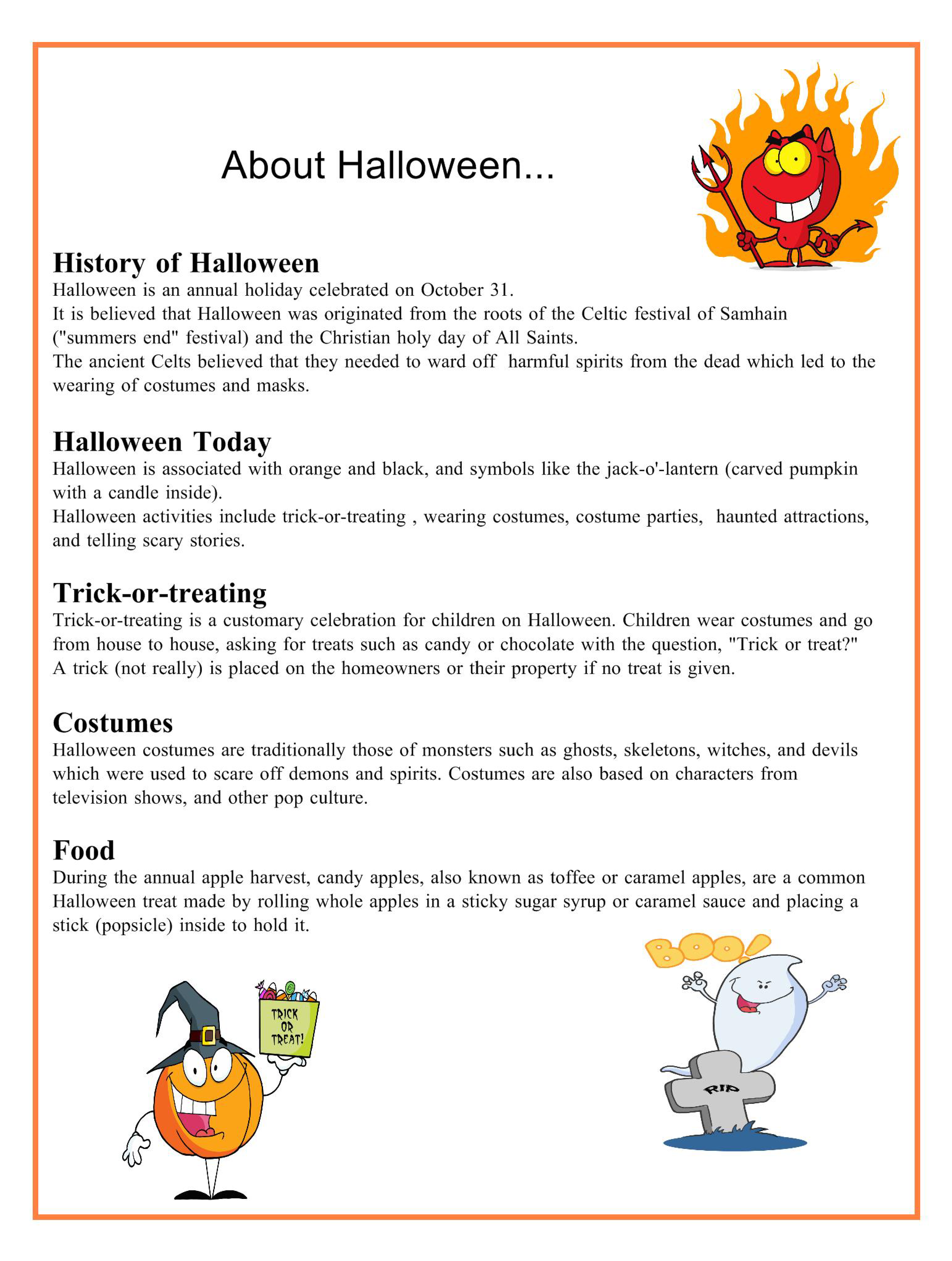 The History Of Halloween Dscanhavefun