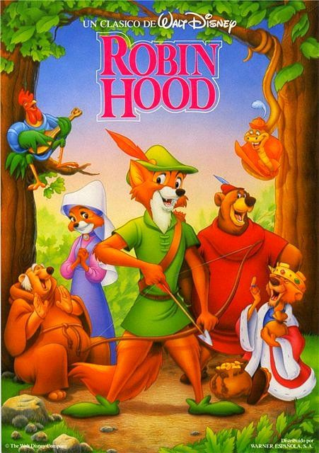 Pin By Caprice Leachman On Disney Robin Hood Movies Movie Posters