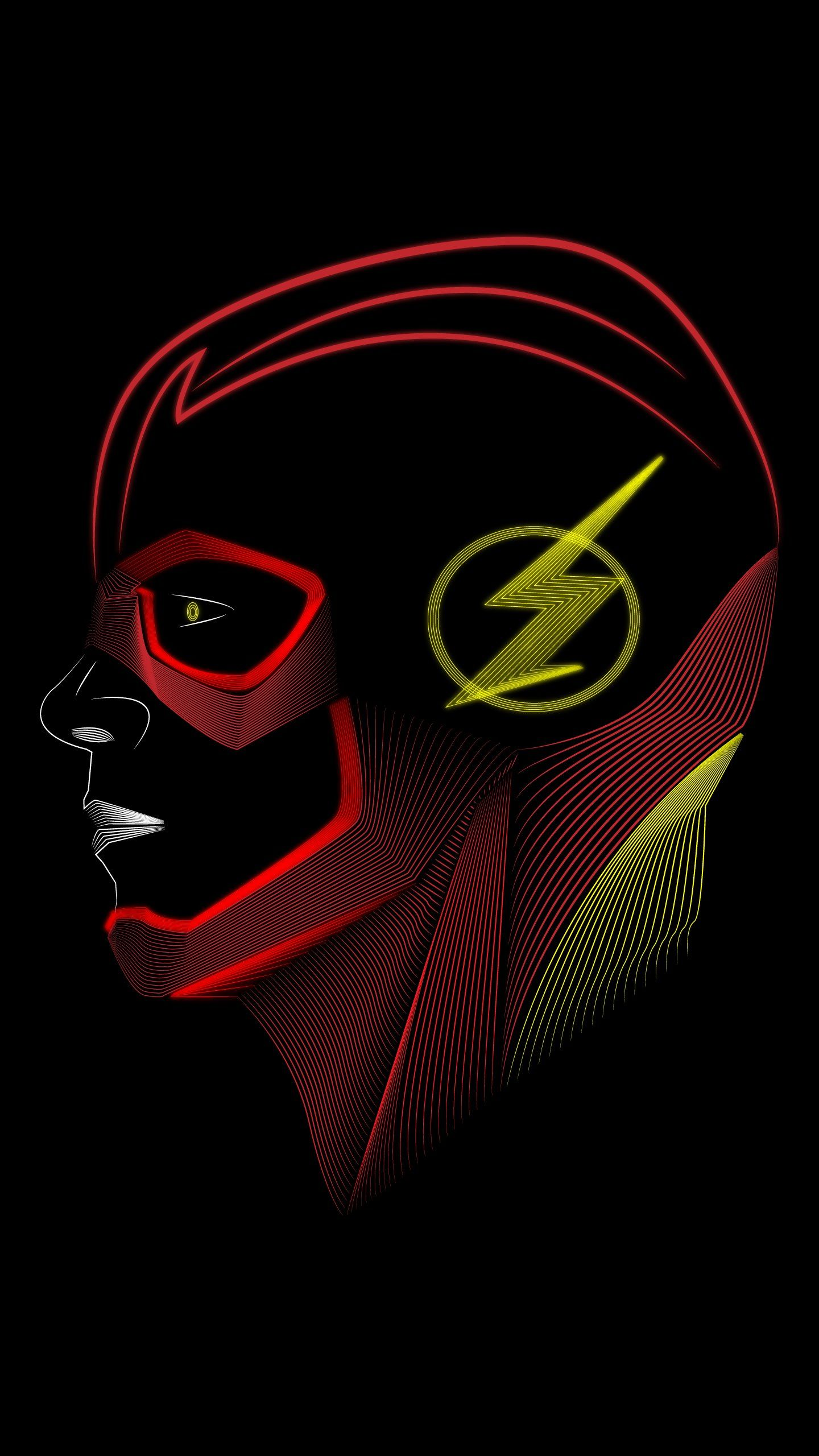 The Flash iPhone Wallpaper Flash wallpaper, Android