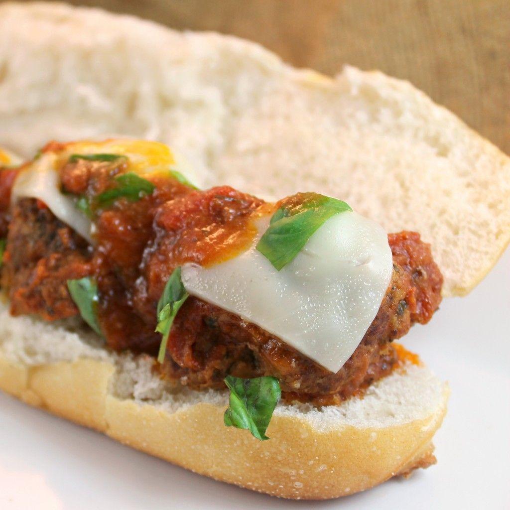 Meatball Subs Recipe Food Meatball Subs Sandwiches Meatball