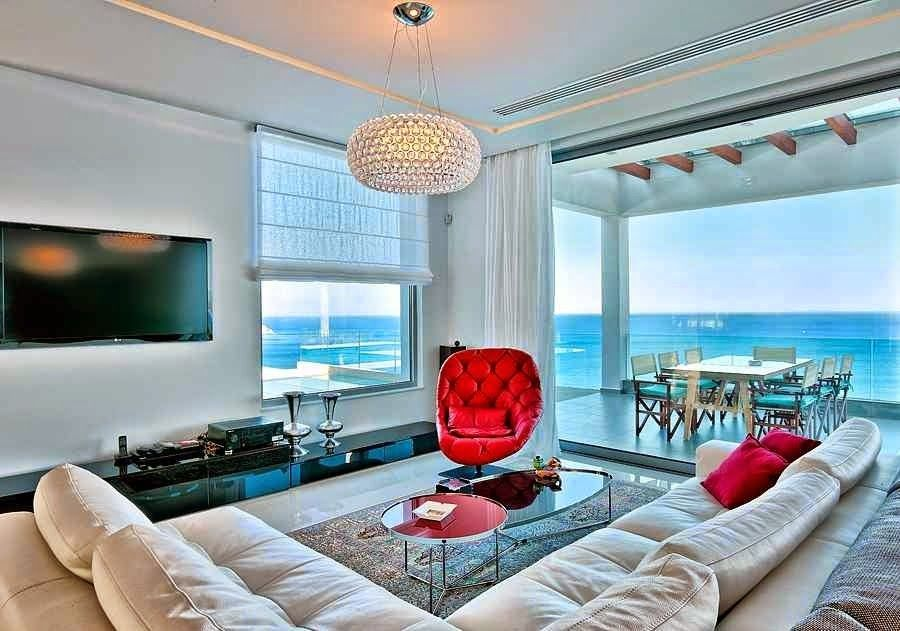 Arquitectura Casa de playa en Isla Creta http://www.arquitexs.com ...