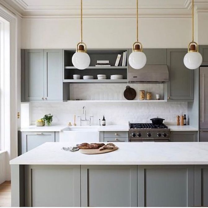 Kitchen Decor Ideas Sage Green: Color Trends Of 2019: Shades Of GreenBECKI OWENS