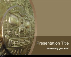 Ancient Powerpoint Template  History Backgrpunds For Powerpoint