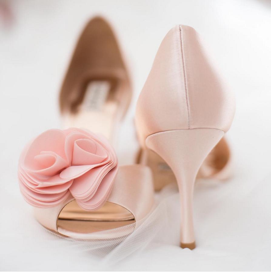 Badgley Mischka Bridal Shoes Australia   Thora