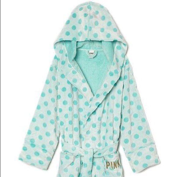PINK blush robe / soft sleep Victoria secret Victoria's Secret Intimates & Sleepwear Robes