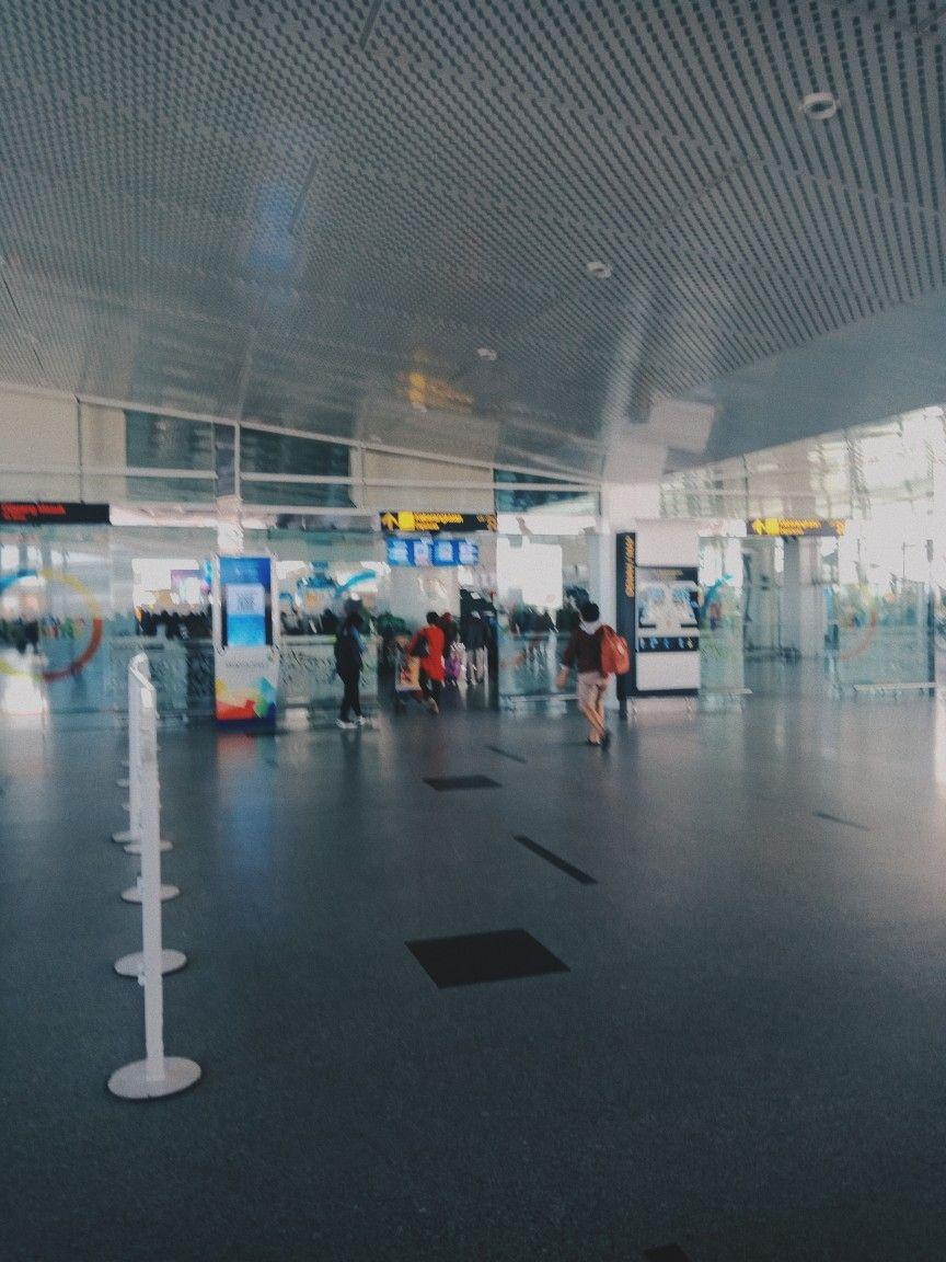 Kualanamu International Airport Medan Sumaterautara Airport Kno Indonesia Vsco Fotografi Perjalanan Perjalanan Liburan