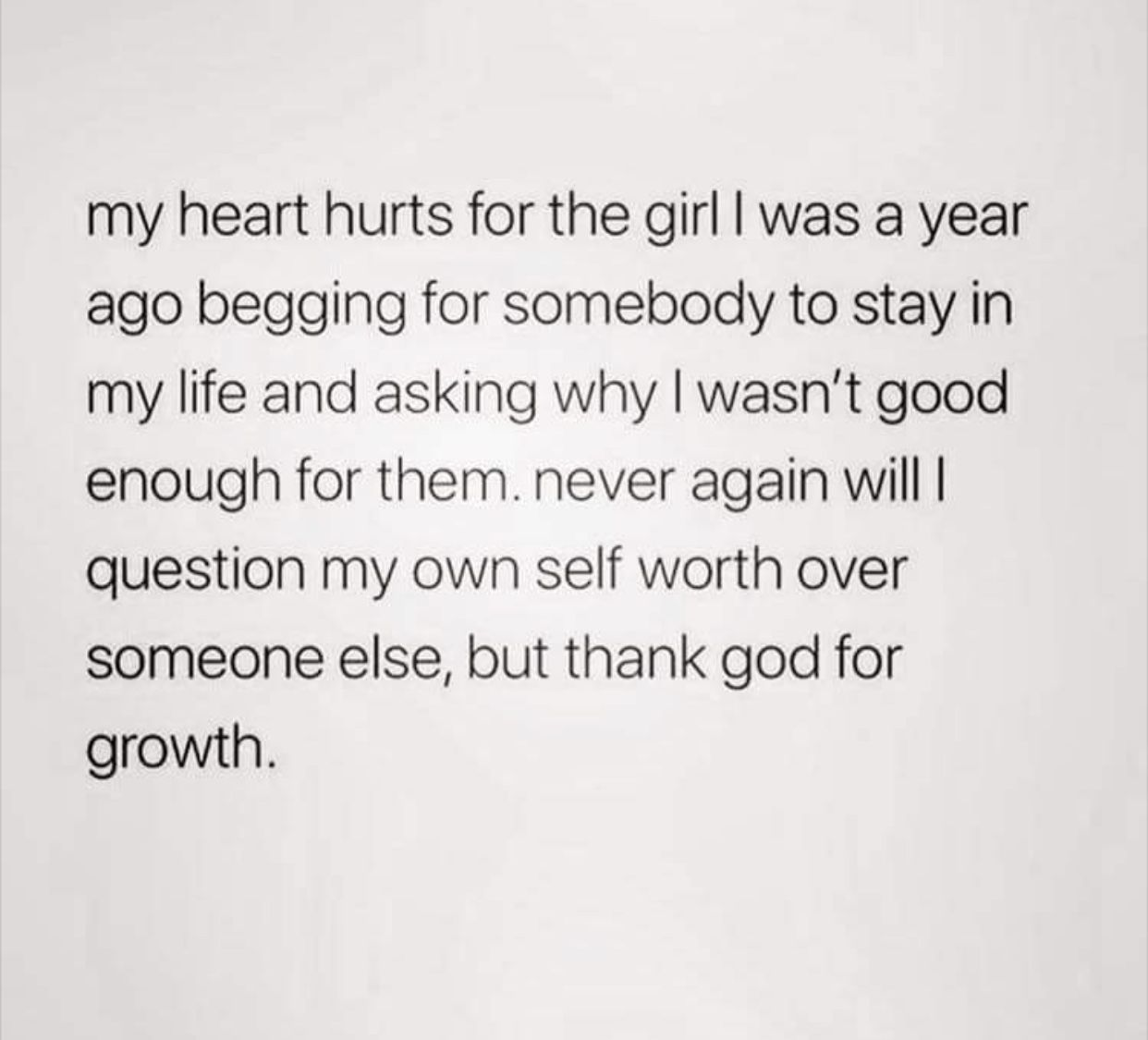 Thank God For Growth I Felt All That Blogsquotestruths