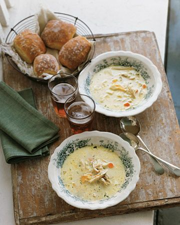 Vegetable Chowder Recipe Freezer Friendly Meals Vegetable