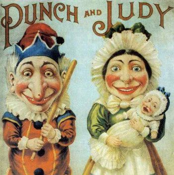 The Bizarre History of 10 Common Sayings | Punch and judy, Puppets, Puppetry