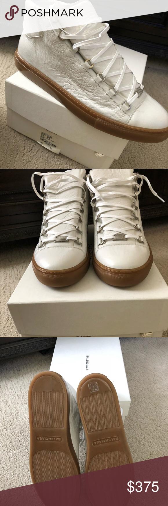 Balenciaga shoes, Balenciaga arena
