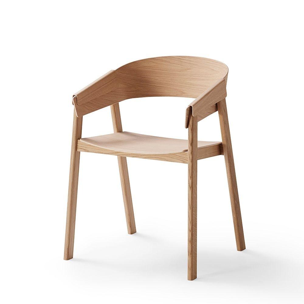 Muuto - Cover spisebordsstol - natur eg | Pinterest