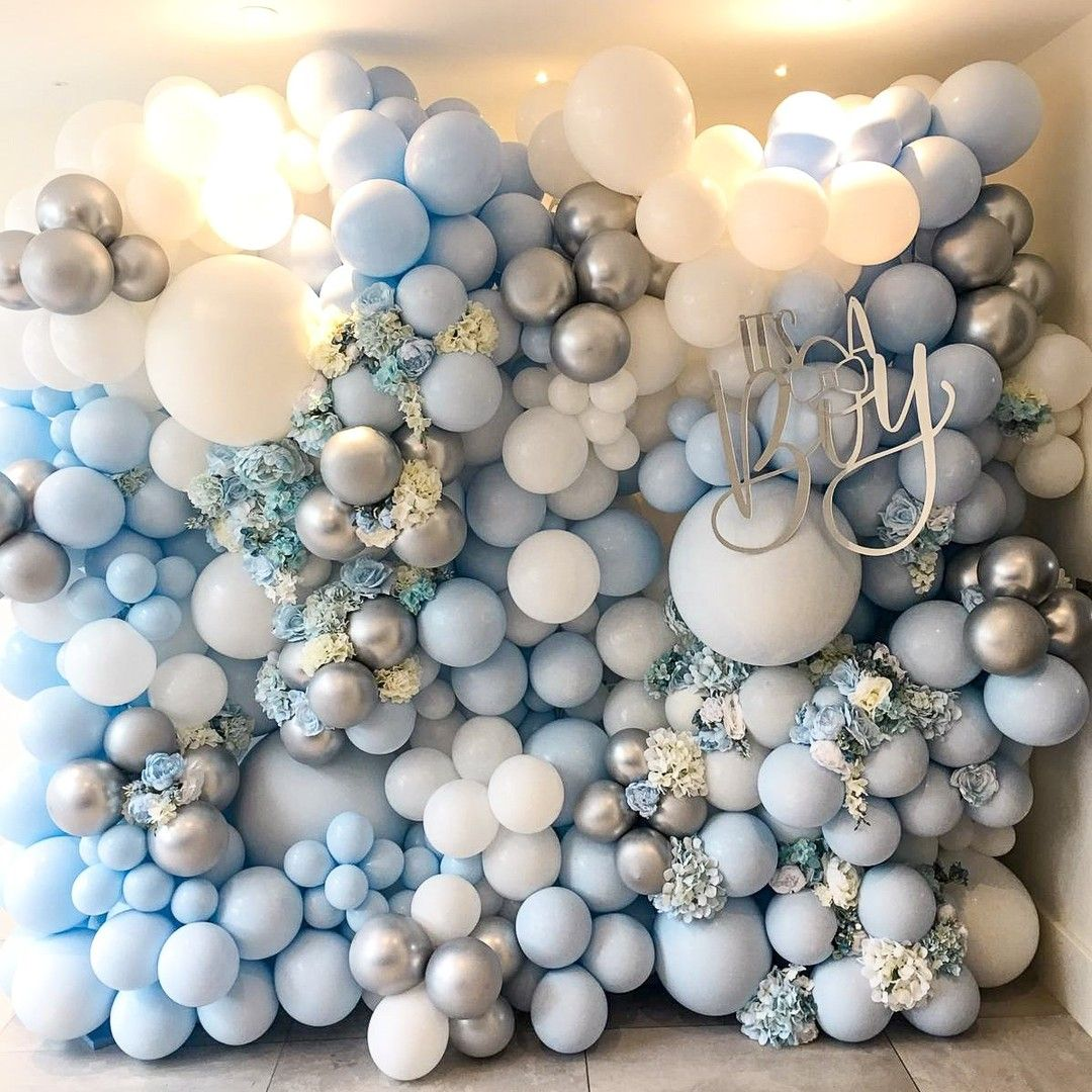 Best Baby Shower Ideas Featured On Baby Shower Balloon Arch
