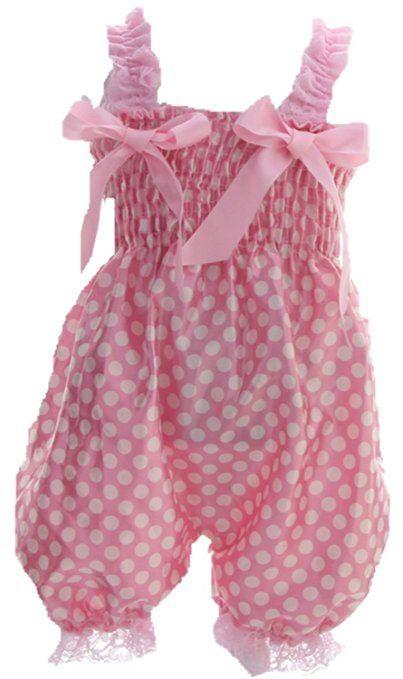 Amazon.com: Fairy Season Baby Girl Lace Petti Ruffle Rompers Newborn Infant…