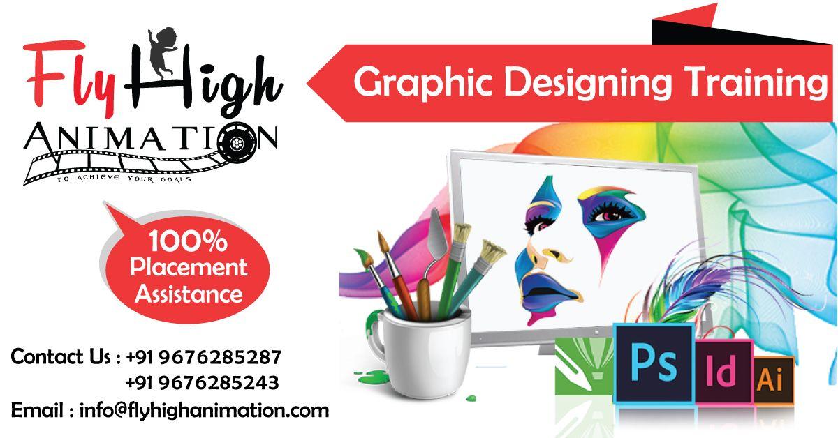 Fly High Animation Provides Professional Logo Designs Graphic Design Brand Development Training Graphic Design Course Graphic Design Professional Logo Design