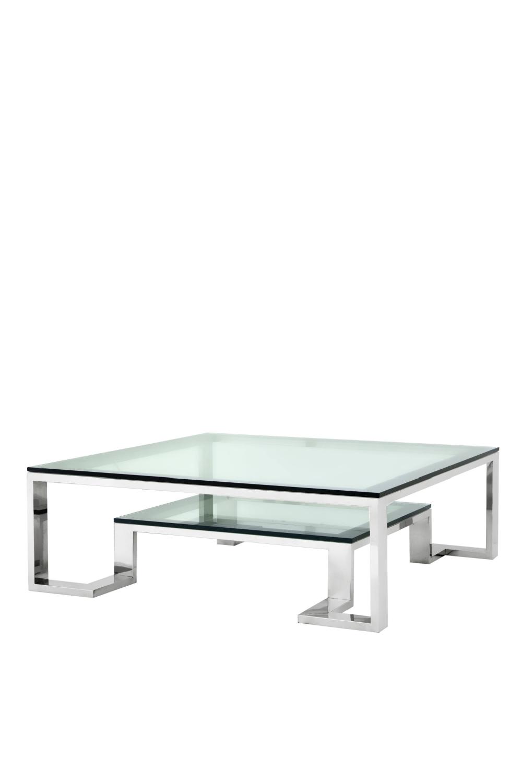 Two Level Coffee Table Eichholtz Huntington Coffee Table Steel Console Table Table Furniture [ 1500 x 1000 Pixel ]