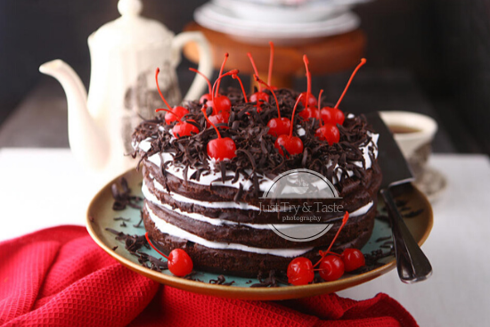 Resep Moist Black Forest Cake Jtt Di 2020 Kue