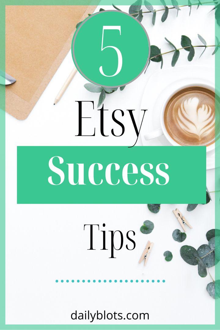 Etsy success tips.  #etsyseller #etsyshop #etsytips #successtips #makemoneyonline #etsysuccess #makemoneyathome #howtosellonetsy