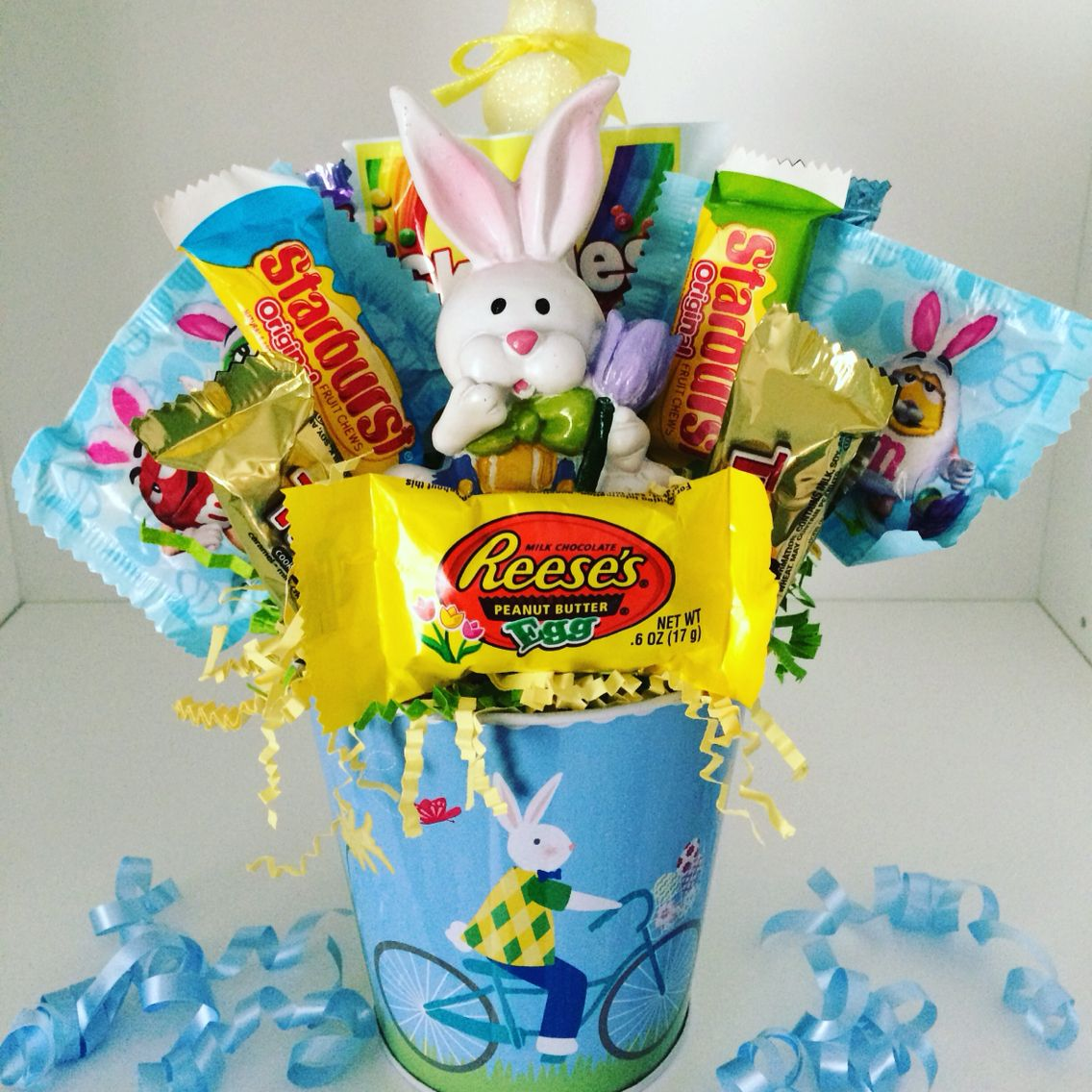 Easter Candy Bouquet,Easter Basket,Easter Bunny,Easter ... - photo#7