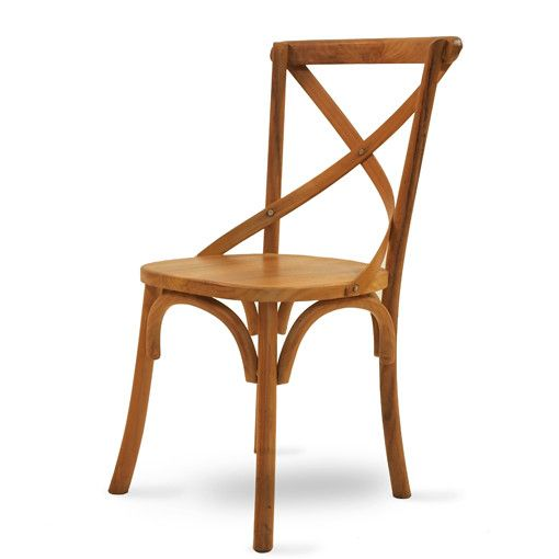 Caden Teak Dining Chair