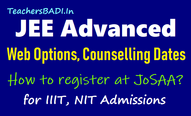 Josaa Seat Allotment 2019 Result Round 7 Declared Check Here