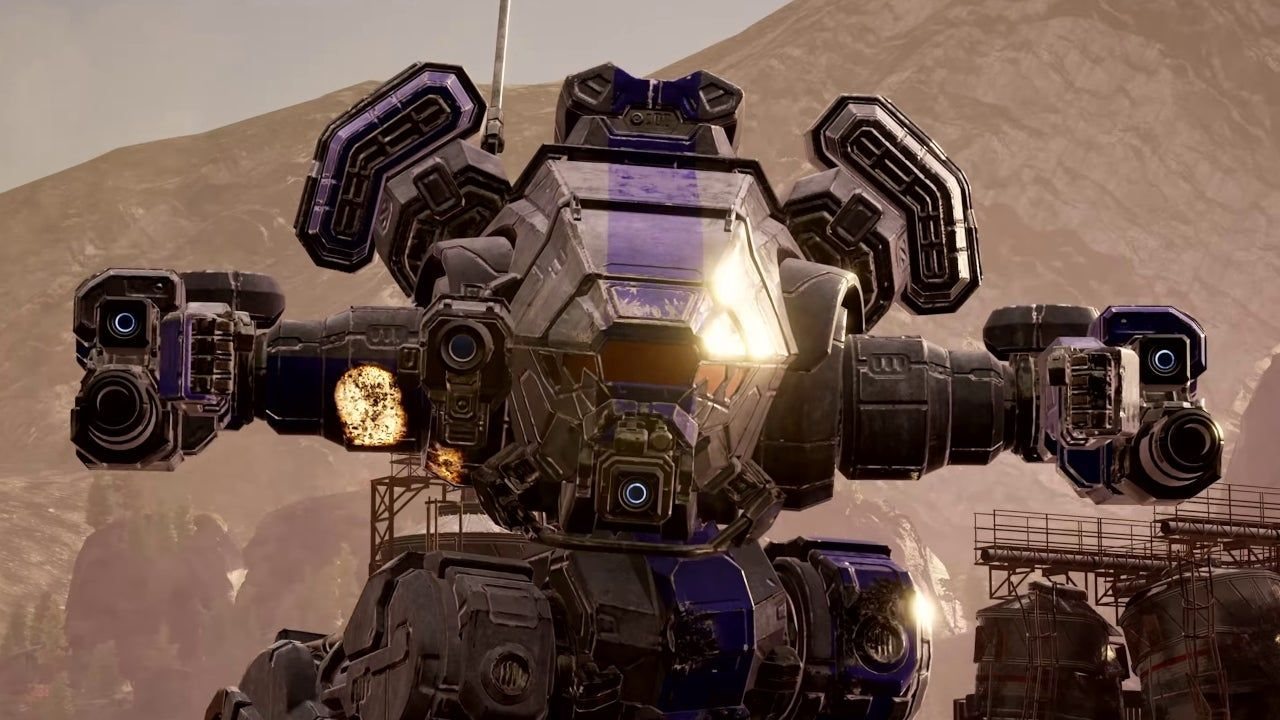 MechWarrior 5 Mercenaries Launch Trailer Take a look at