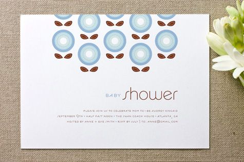 Winner: Minted 25 Free Baby Shower Invitations or Birth ...