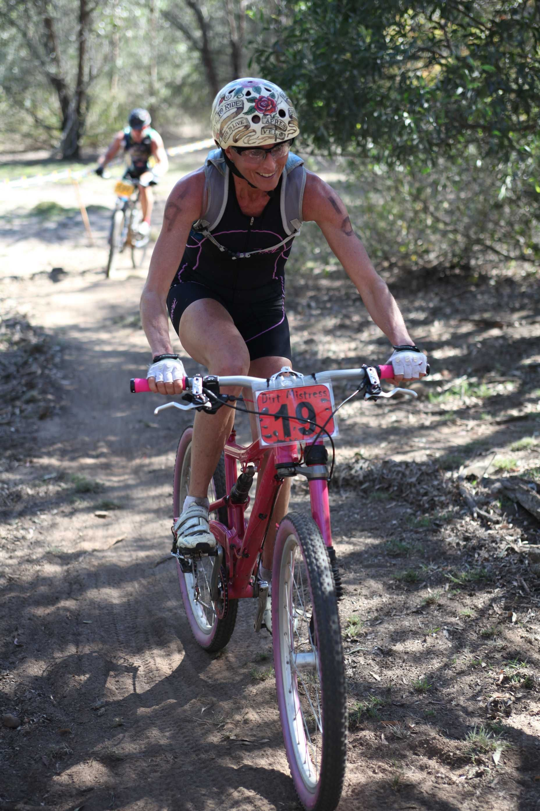 Trex Off Road Triathlon Mountain Bike The Next Day I Got Knocked