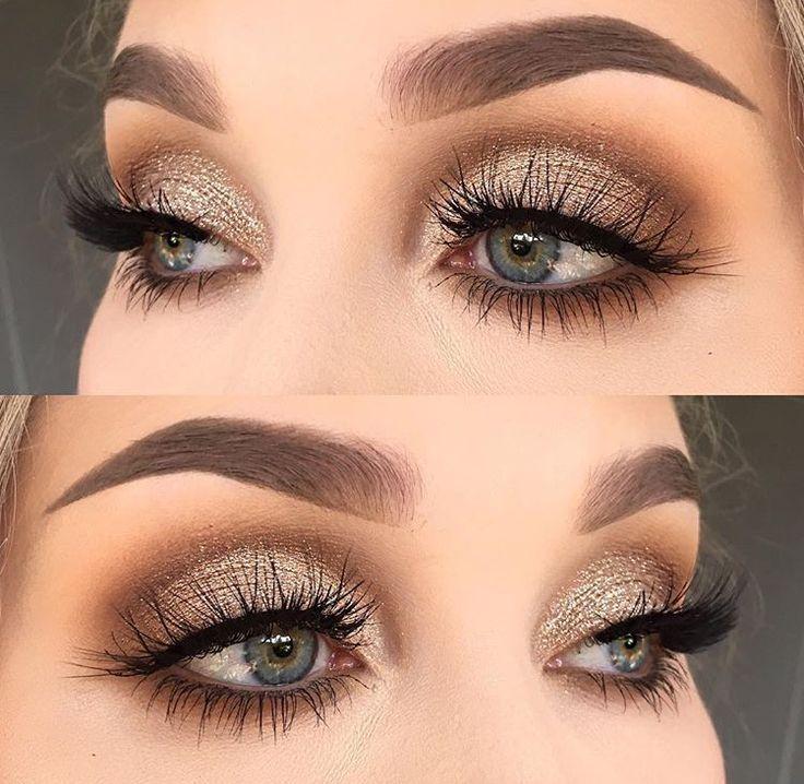 Smokey Eye Makeup Tutorial | Makeup, Bridal makeup and Prom makeup