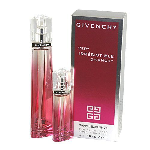 Givenchy Very Irresistible 2 Piece Gift Set for Women - http://www.theperfume.org/givenchy-very-irresistible-2-piece-gift-set-for-women/