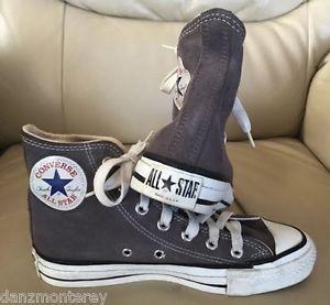 SALE! Vintage Converse Calf High Tops