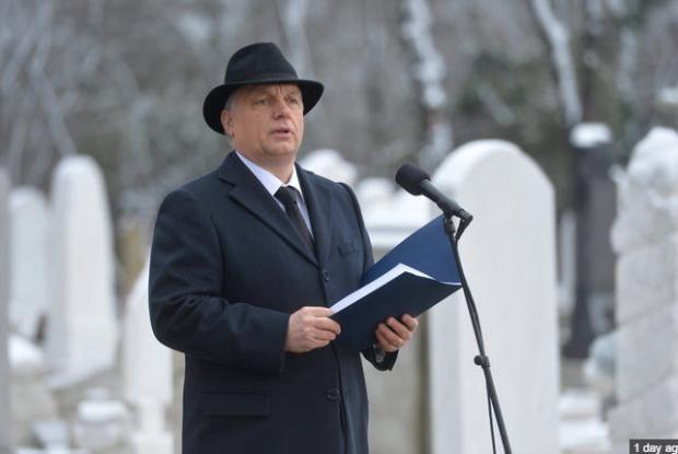 Viktor Orbán and the Jewish war heroes of World War I  Source: 444.hu