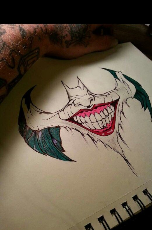 Batman Joker Thanks Ms Savannah S K The Joker Pinterest