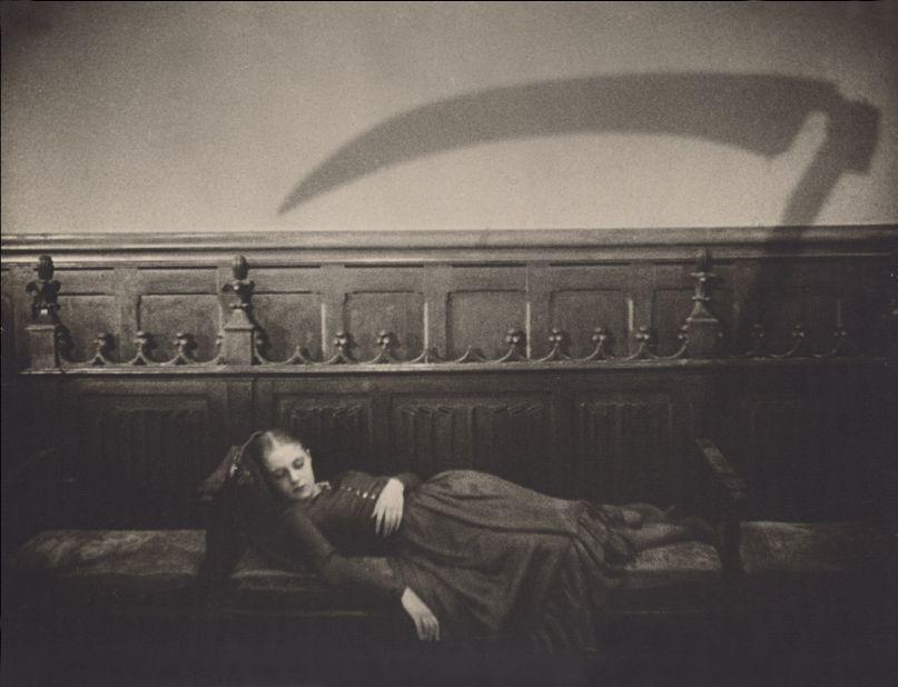 Carl Theodor Dryer Film Still From Vampyr 1932 Life Is