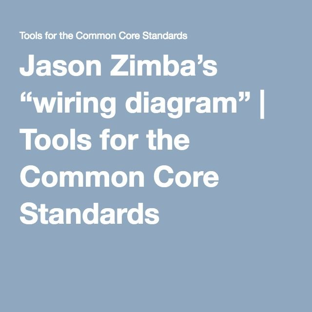 Wiring Diagram Common Core - Find Wiring Diagram •