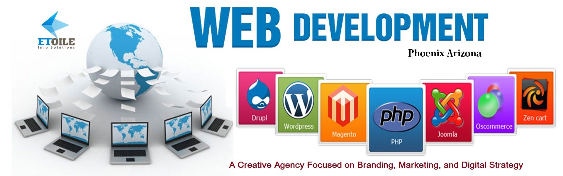 Image result for Phoenix web development agency