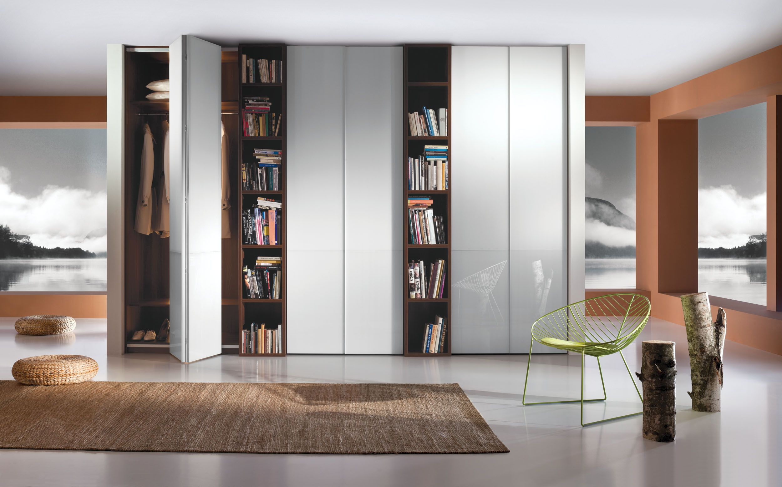 Sliding Wardrobes World  Systems  Folding Doors