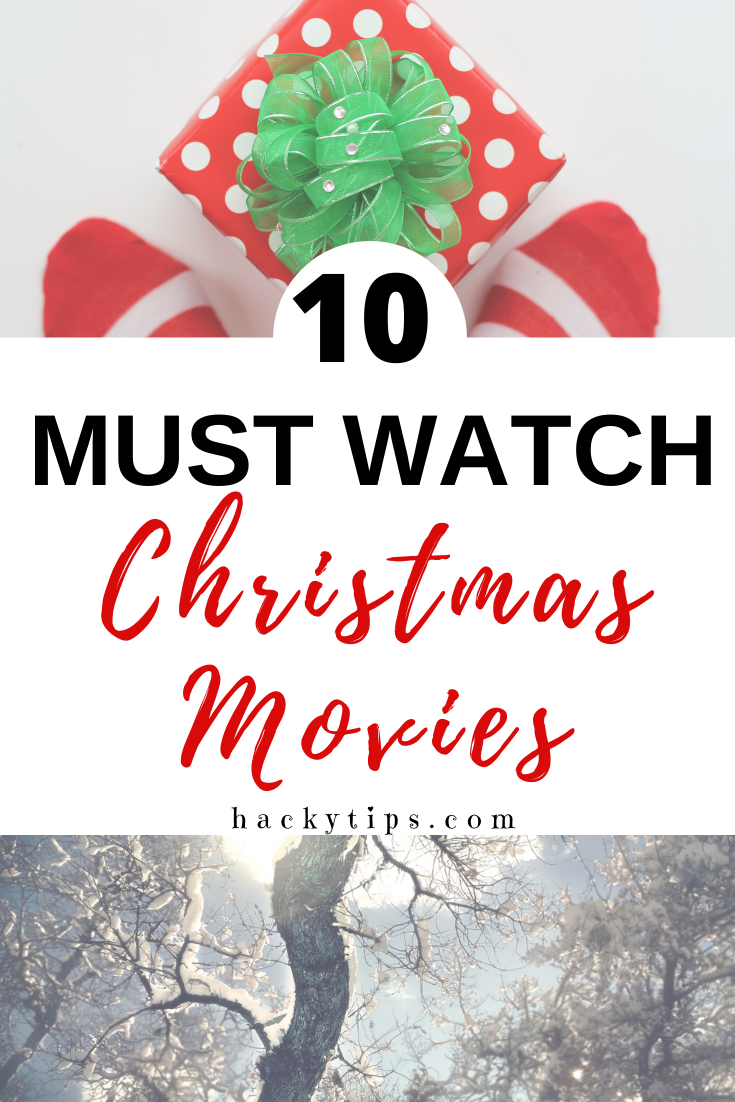 While you are making your loved one happy with the Gifts, Hackytips is here to make you happy! We have come up with a list of 10 best Christmas movies which you shouldn't miss watching. #christmasmovies #christmas #elf