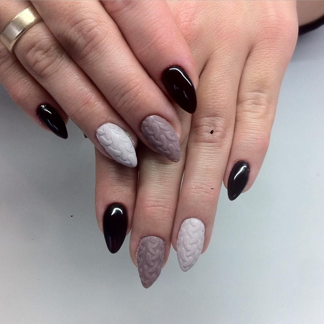cool 60 Inspirational Ideas for Almond Nails -- Trendy Nails Designs ...