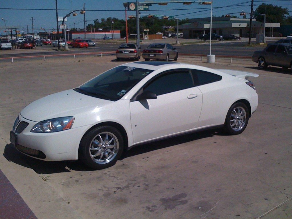 Army Matt S 2007 Pontiac G6 In Killeen Ft Hood Tx Autos
