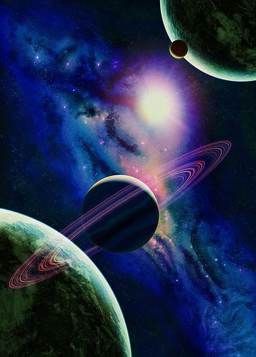 Astronomy outer space space universe stars planets outer space pictures planets galaxies - Galaxy and planets ...