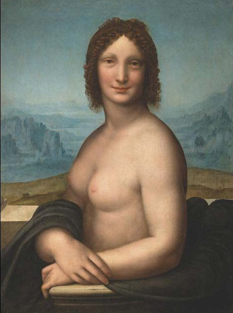 Monna Vanna Speculations About Mona Lisa Wikipedia With
