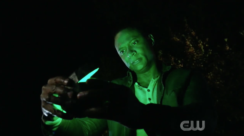 Arrow's David Ramsey Breaks Down That Series Finale Green Lantern Tease | TV Guide